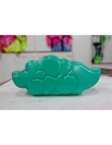 Flop en porcelaine - TILT - Turquoise