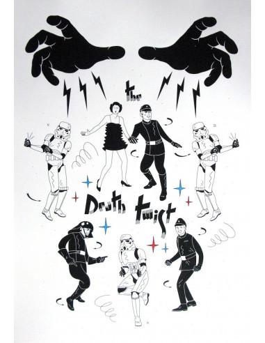 The Death Twist - HONET
