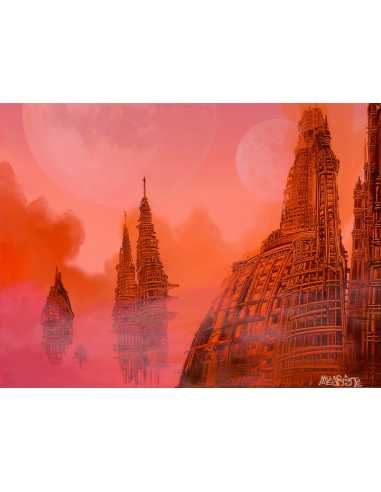 Towers of Titan - MEAR ONE