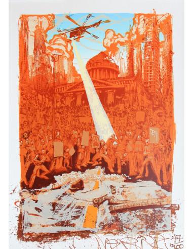 Gobal uprising - MEAR ONE