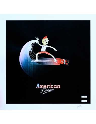 American Dream n°34/35 - JONNYSTYLE