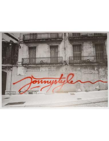 Screen print Corsica - JONNYSTYLE