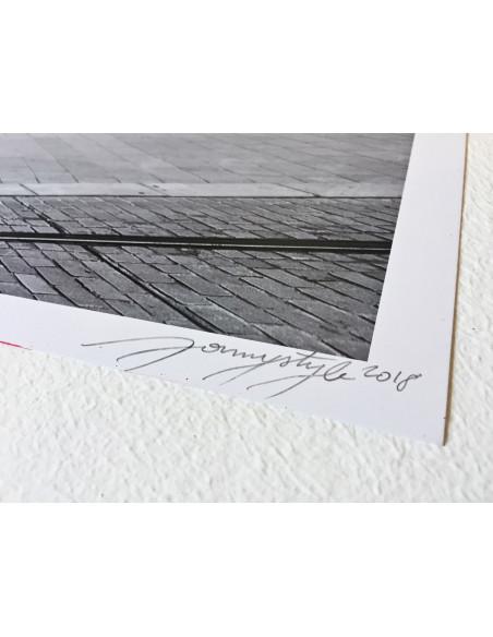 """Print """"Chauvin"""" - JONNYSTYLE"""