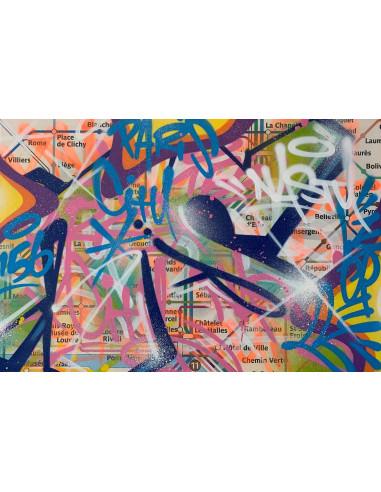 Canvas - NASTY