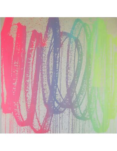 Fréquences 5 canvas - ZEST