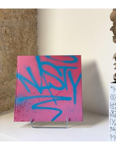 Book handfinished NASTY 3 -...
