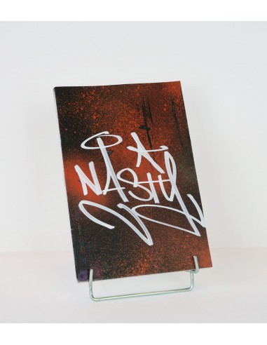 Book : NASTY hand finished 8
