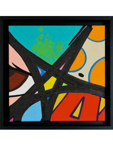 Canvas 1- 2020 - John CRASH Matos