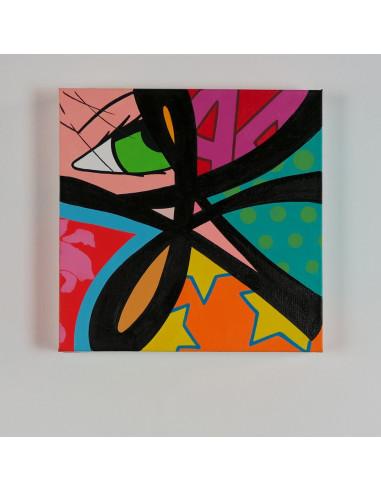 Canvas 5 - 30,5 cm - 2021 - John...