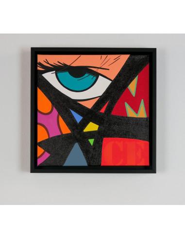 Canvas 4 - 30,5 cm - 2021 - John...