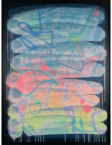 NASTY x Franck NOTO BBU Canvas 130x97 cm