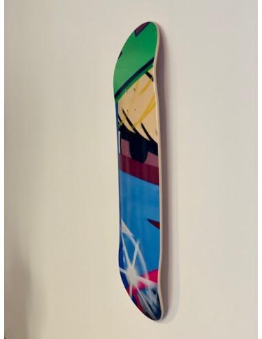 Skateboard 2021 - John CRASH Matos