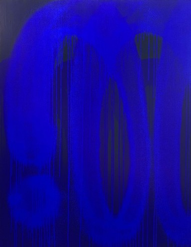 F80 OU canvas - Franck Noto ZEST