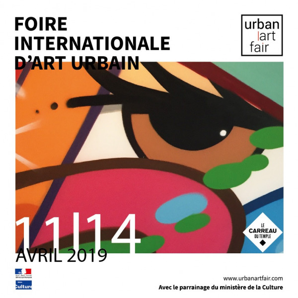 Urban Art Fair 2019